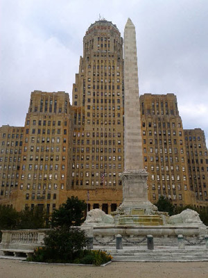 City Hall, photo by Madeleine Holland