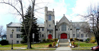 Parkside Lutheran Church