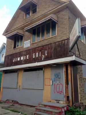 Jimmie's Grill - 102 Theodore Street