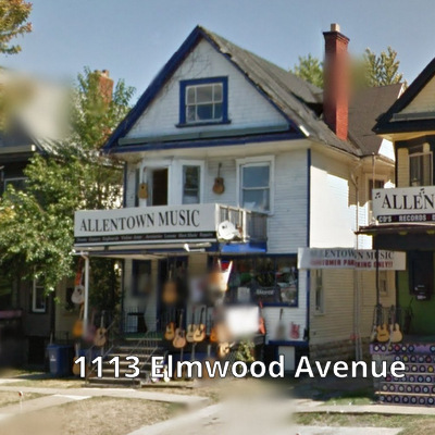 1113 Elmwood Avenue