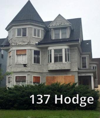 137  Hodge Avenue