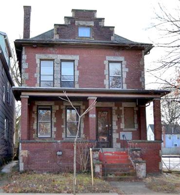 Ernest Franks House