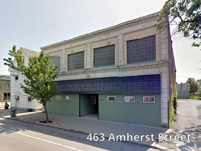 463 Amherst Street