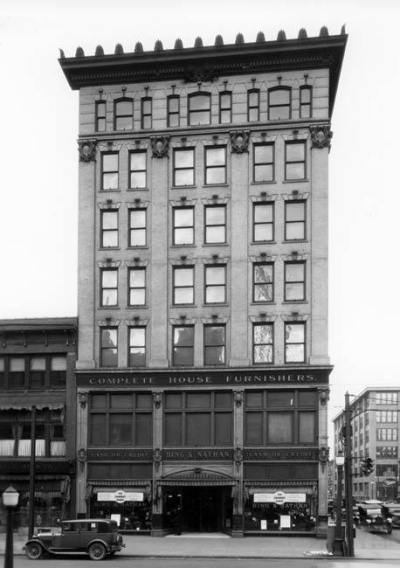 Mayer & Weil Building