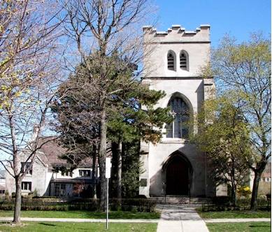 Unitarian-Universalist Church of Buffalo