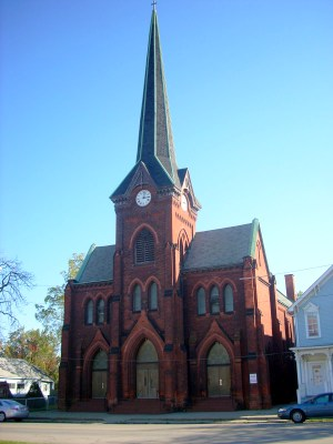 Saint John's United Church of Christ