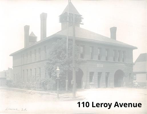 Engine 24/Ladder 7 - 110 Leroy Avenue